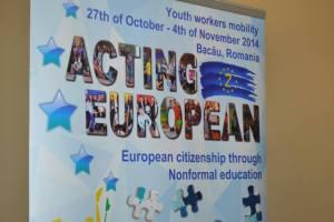 Acting european