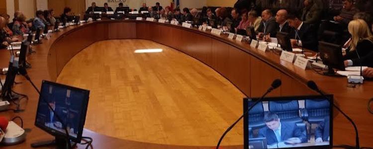Sedinta extraordinara a Consiliului Local Bacau, maine, 14.11.2014