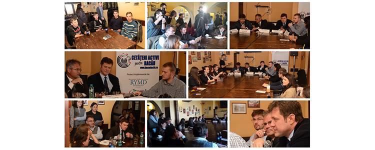 Proiectele prezidentiabililor pentru tineri, din perspectiva politicienilor bacauani