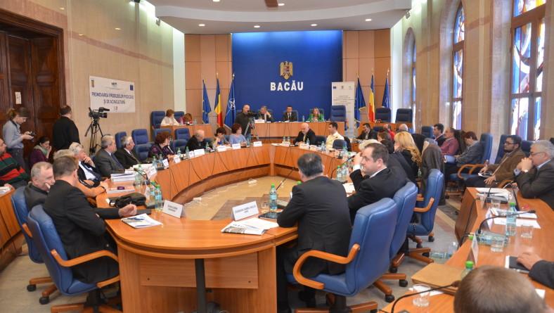 Invitație la ședința de constituire a Consiliului Județean Bacău din data de 23 iunie 2016