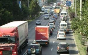 trafic Bacau