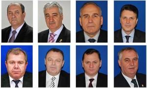 8 parlamentari