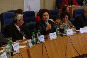 Ana Marchiș, consilier PSD
