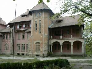 palatul ghika