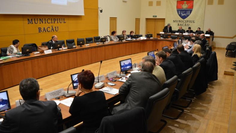 Consiliul Local Bacău se întrunește în ședință extraordinară vineri, 10 iunie