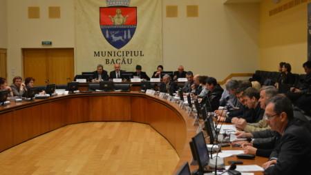 Şedinţa extraordinară a Consiliului Local Bacău: premii şi burse în pragul campaniei electorale – viziunea administrației locale pentru dezvoltarea municipiului