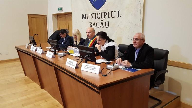 Poliția Locală Bacău solicită de la Consiliul Local Bacău aprobarea achiziționării de asistență juridică de aproximativ 5.500 euro