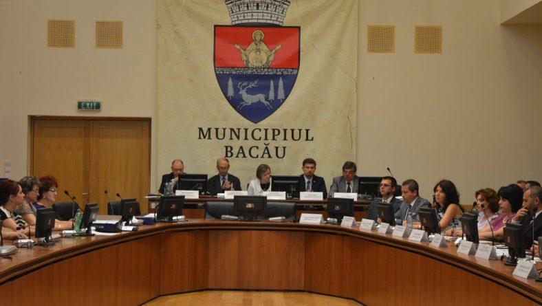 Noul Consiliu Local Bacău a fost constituit. Ce a declarat Cosmin Necula în primul său discurs în calitate de primar al muncipiului