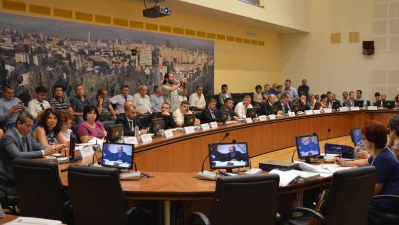 Noua componență a comisiilor de specialitate din Consiliul Local Bacău